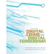 Digital Crime, Digital Terrorism,9780137008773