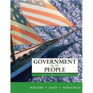 Government by the People, 2011 Alternate Edition with MyPoliSciLab with eText -- Access Card Package