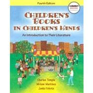 Children's Books in Children's Hands : An Introduction to Their Literature,9780137048779