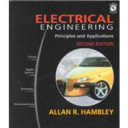 Electrical Engineering: Principles and Applications (With CD-ROM)