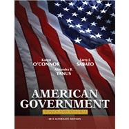 American Government Roots and Reform, 2011 Alternate Edition Plus MyPoliSciLab with eText -- Access Card Package,9780205078783