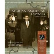 African-American Odyssey, The: Special Edition, Combined Volume,9780205728787