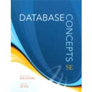 Database Concepts, 9780138018801  