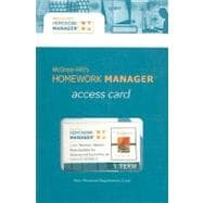 McGraw-Hill's Homework Manager Access Code to accompany Lind's Basic Statistics for Business and Economics 6e