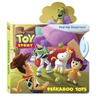 Peekaboo Toys (Disney/Pixar Toy Story), 9780736428804