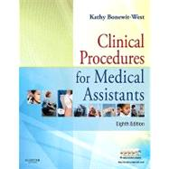 Clinical Procedures for Medical Assistants,9781437708820