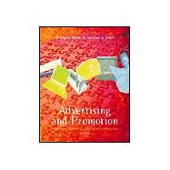 Advertising and Promotion: An Integrated Marketing Communications Perspective,9780072508826