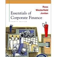 Essentials of Corporate Finance + Self Study CD-ROM + PowerWeb