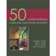 50 Gastrointestinal Cases and Associated Imaging,9781903378854