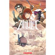The Amulet #3: The Cloud Searchers, 9780545208857