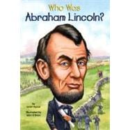 Who Was Abraham Lincoln?,9780448448862