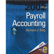 Payroll Accounting 2002