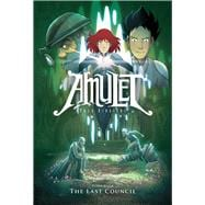 Amulet #4: The Last Council, 9780545208871