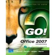 GO! with Office 2007,  Introductory,9780132418874