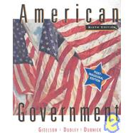 American Government: Post-Inaugural Edition