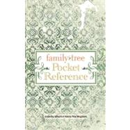 Family Tree Pocket Reference, 9781440308895  