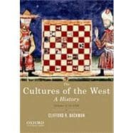 The Cultures of the West, Volume One: To 1750 A History,9780195388909