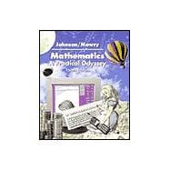 Mathematics : A Practical Odyssey,9780534378912