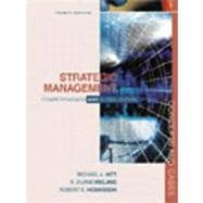Strategic Management: Concepts Instructor Track,9780324048919