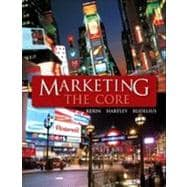 Marketing: The Core,9780078028922