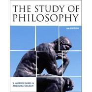 The Study of Philosophy,9780742548923