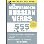 The Big Silver Book of Russian Verbs, 2nd Edition, 9780071768948
