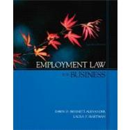 Employment Law for Business,9780073028958