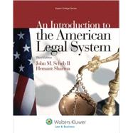 An Introduction to the American Legal System,9781454808961