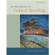 An Introduction to Critical Reading,9780155068964