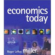 Economics Today plus MyEconLab plus eBook 2-semester Student Access Kit,9780321278975