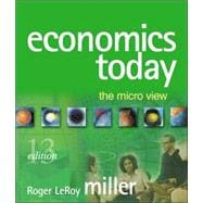 Economics Today: The Micro View plus MyEconLab Student Access Kit