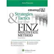 Strategies & Tactics for Finz Multistate Method 2009