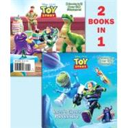 Buzz's Space Adventure/Sunnyside Boot Camp (Disney/Pixar Toy..., 9780736428996