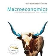 Macroeconomics: Princples, and Applications, and Tools with MyEconLab and EBook 1-Sem  Student Access Package
