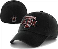 Texas A&M Aggies Grey '47 Brand Charcoal Franchise Fitted Hat