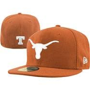 Texas Longhorns New Era 59FIFTY Basic Fitted Hat