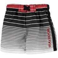 Georgia Bulldogs Toddler Rookie Stripe Board Short