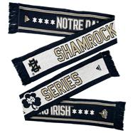 Notre Dame Fighting Irish adidas Chicago 2012 Shamrock Series Scarf