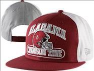 Alabama Crimson Tide Thrizzle 9Fifty Snapback Hat