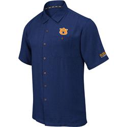 Auburn Tigers Bermuda Camp Shirt