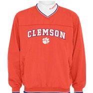 Clemson Tigers Windshirt/Long Sleeve Mockneck Combo Pack