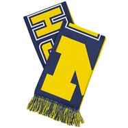Michigan Wolverines adidas Stadium Scarf