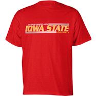 Iowa State Red Established T-Shirt