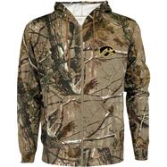 Iowa Hawkeyes Realtree Outfitters Camouflage Full Zip Hooded Sweatshirt