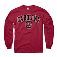 South Carolina Gamecocks Cardinal Perennial II Long Sleeve T-Shirt