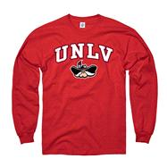 UNLV Runnin Rebels Red Perennial II Long Sleeve T-Shirt