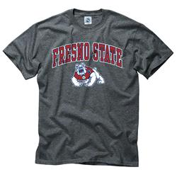 Fresno State Bulldogs Dark Heather Perennial II T-Shirt