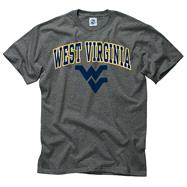 West Virginia Mountaineers Dark Heather Perennial II T-Shirt
