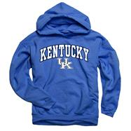 Kentucky Wildcats Youth Royal Perennial II Hooded Sweatshirt