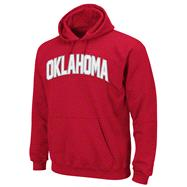 Oklahoma Sooners Game Day Battle Hooded Sweatshirt